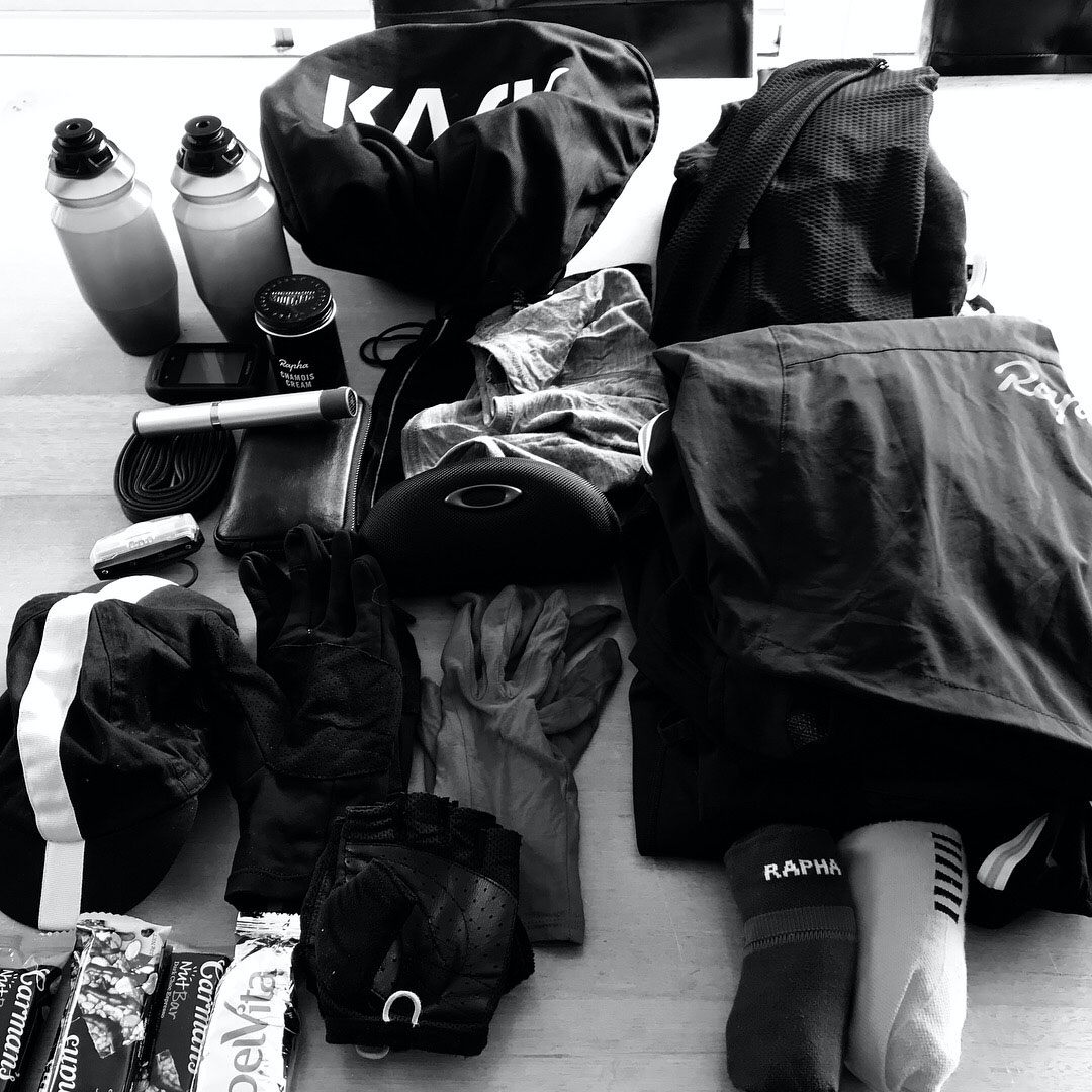 What should you bring to a cycleWELL camp?